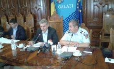 Start la furat bani din ajutoarele acordate sinistraților din județul Galați
