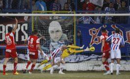 După 1-2 acasă cu Dinamo, Oțelul Galați trage la retrogradare
