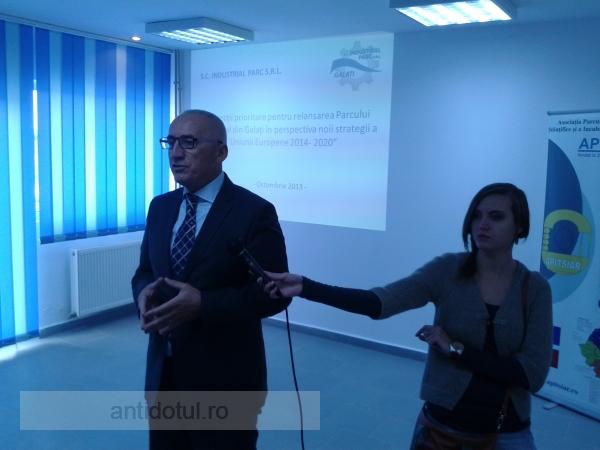 Parcul Industrial mai înghite aproape 4 milioane de euro