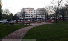 Primarul Stan a făcut încă un parc cu mult gazon și puține locuri de joacă (foto)