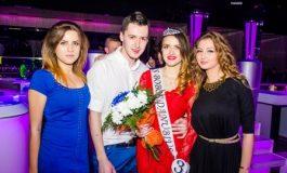 """Poză cu Miss și Mister Boboc """"Danubius"""" 2013"""