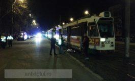 Femeie sfîrtecată de tramvai în Micro 40