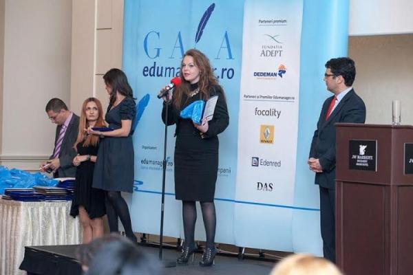 """Universitatea """"Danubius"""" a primit Premiul de Excelență pentru comunicare online (P)"""
