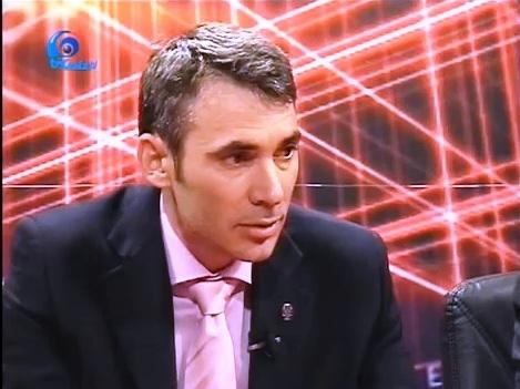 """Directorul DSV Galați, Ștefan Vasile,  în filmul """"Un prost la prefectură"""""""