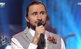 Adrian Nour este Vocea României. Am glumit, omu' e la baie