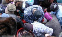Chestii horor de Bobotează: aruncatu după cruce și cafteala pentru aghiazmă