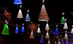 Luminile de Sărbători vor rămîne în funcțiune pînă la Crăciun 2014
