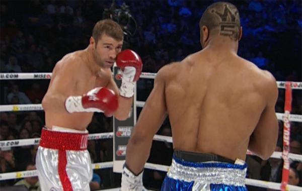 Lucian Bute a boxat fricos și a fost învins la puncte de Pascal