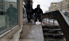 Registrul Comerțului Galați organizează campionatul de dublu flic-flac în căruciorul cu rotile