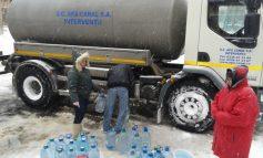 Galați, oraș european, 27 ianuarie 2014: coadă la apă!