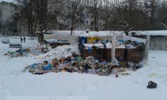 Ați plătit în avans taxa de habitat? Bine, atunci stați cu gunoiul pe cap!