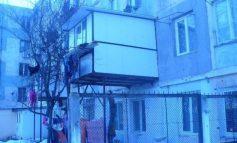 Vînd balcon spațios, în Micro 19. Garsoniera este inclusă în preț (foto)