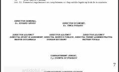 Schema nesimțită de directori și șefi de la Gospodărire Urbană Galați (foto)