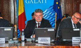 Șoferul-consilier Hristache Bogatu își face Autogară