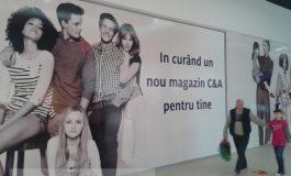 """Magazinul C&A din Shopping City Galați se tot deschide de 3 luni """"în curînd"""""""
