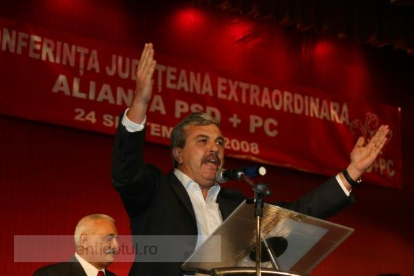 Social democratului Dan Nica nu-i priesc ungurii