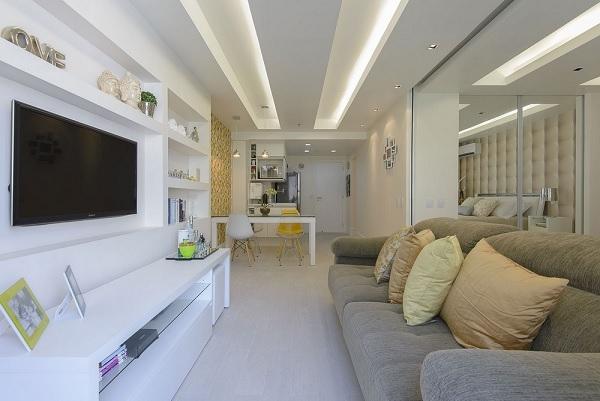 Cum să faci ca un apartament de 45 mp. să pară mai mare decît un aeroport (foto)