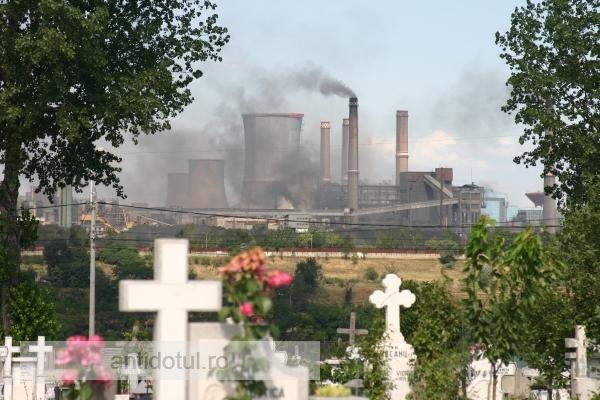 Din obișnuință, la Galați PSD a furat până și poluarea