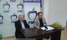 Am fost la o conferință de presă a PMP Galați și am rîs