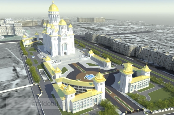 Catedrala mîntuirii neamului va deveni cel mai mare mall din România