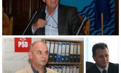 Se coace o nouă tripletă politică la Galați