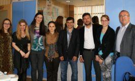 """O nouă mobilitate de predare cu profesori turci la Universitatea """"Danubius"""" (P)"""