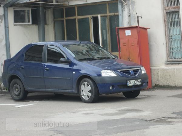 Mașina fostului primar Dumitru Nicolae va fi pensionată