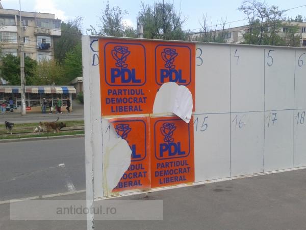 Resmeriță de la PDL Galați cultivă nesimțirea electorală