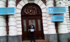 """Premiul I pentru lucrarea cu tema """"Camera preliminară: necesitate sau vis european"""" (P)"""