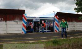 Oțelul Galați și-a supt gardul și și-a deschis magazin oficial (galerie foto)