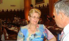 Circ penibil la ședința CJ Galați de revocare a vicelui liberal Tania Bogdan