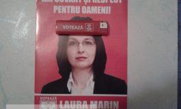 UPDATE/Laura Marin a cîștigat detașat alegerile în Colegiul 9