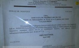 Pentru că i-au făcut plîngere penală, Gelu Stan se răzbună pe proprietarii Asociației 318
