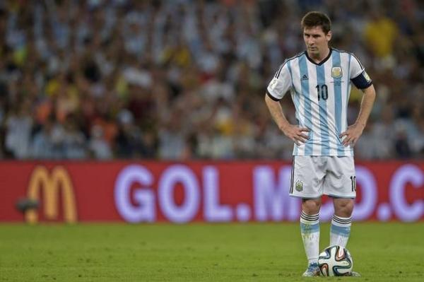 Drama lui Ionel Messi