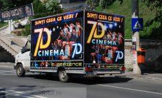 În sfîrșit avem cinema la Galați. Chiar 7D! Doar că la dubiță