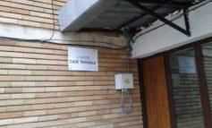 Niște deștepți de la un bloc din Galați