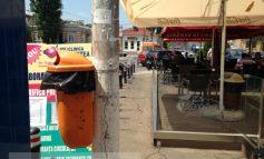 După măsurătorile Primăriei Galați, șaormăria Passage a ocupat legal trotuarul public
