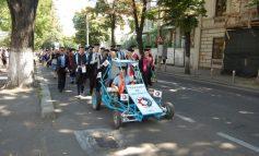 """""""Parada Absolvenților 2014"""" la a doua ediție"""