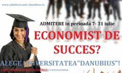 """Economist de succes? Alege Universitatea """"Danubius"""" din Galați (P)"""