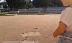 Pallegrini a dat buleală în Parcul Rizer (foto)