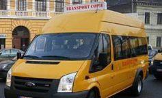 Gheorghiță, du-te cu microbuzul la școală ca să-l voteze tati pe nenea Victor