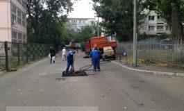 Lucrările Ecosal de modernizare a străzilor din această săptămînă