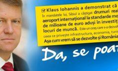 Da se poate așa ceva, băi Klaus Werner Iohanis?