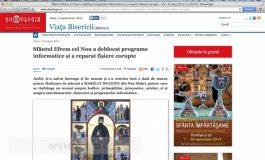 Doamne ajută! Mai nou sfinții repară și fișierele corupte