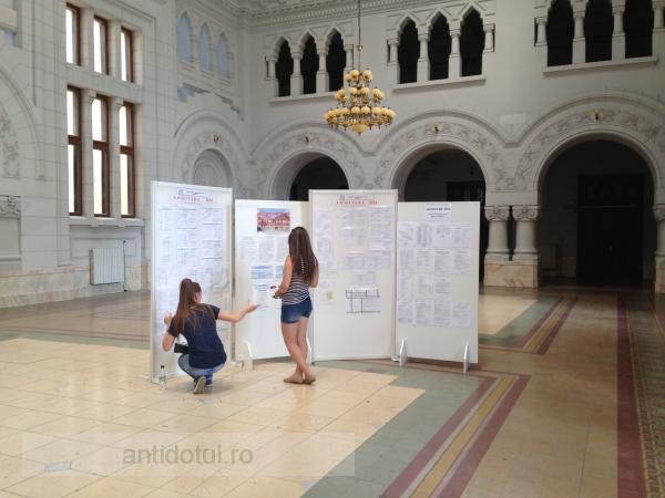 """Săptămîna viitoare are loc admiterea de toamnă la Universitatea """"Dunărea de Jos"""""""