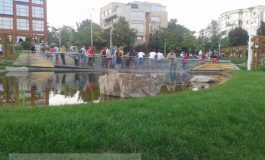 Decizie scandaloasă a Primăriei Galați: nu călcați iarba în Parcul Viva!