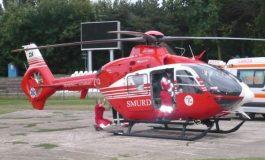 Elicopterul SMURD și-a luat zborul de la Galați