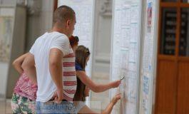 Înscrieri la Învățămîntul fără frecvență