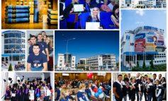 """Student la Facultatea de Științe Economice, Universitatea """"Danubius"""" din Galați (P)"""