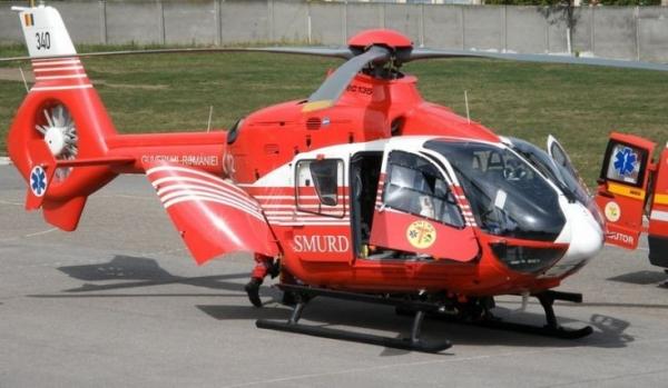 Elicopterul SMURD își va lua zborul de la Galați. Definitiv!